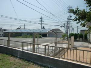 四国化成のカーポート