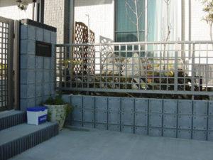 三協立山アルミ ニューカムフィ3型のフェンス