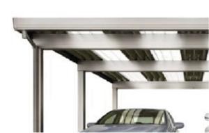 折板の屋根